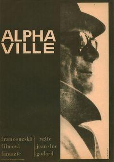 Alphaville, une étrange aventure de Lemmy Caution (1965) Czech Republic