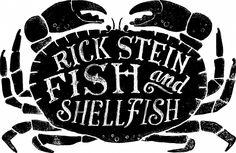 Rick Stein - Andy Smith Illustration