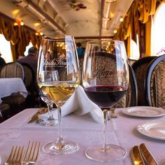 Visit @charleskrugwinery and @raymondvineyard on our #AmbassadorWineryTour! http://ift.tt/1I1KrNQ  #WineTrain #NapaValleyWineTrain #NapaWineTrain #NapaTrain #Napa #NapaValley #California #train #trains #railroad #railway #luxury #vintage #antique #Pullman #VisitCA #VisitCalifornia #VisitNapaValley #travel #vacation #getaway #wanderlust #WineCountry #travelbreak by winetrain