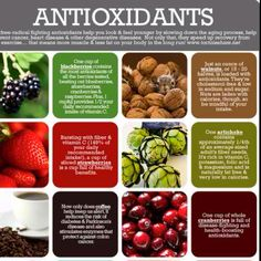 Antioxidants Foods 1