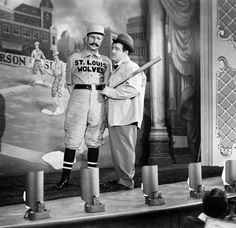 Memories of Abbott and Costello: Chris Costello Talks 'Who's on First,' Frankenstein, and Growing Up in Old Hollywood