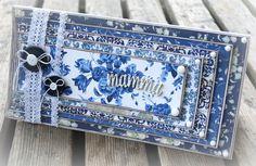 Mitt Lille Papirverksted: Min Mamma Vintage Cards, I Card, Decorative Boxes, Home Decor, Decoration Home, Room Decor, Interior Design, Home Interiors, Interior Decorating