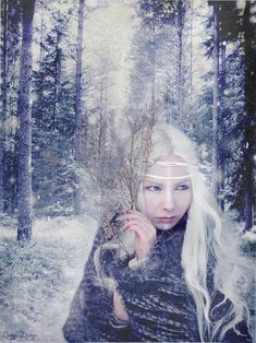 Skadi - Goddess of Snow, Norse Mythology