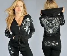 Exceptional Harley davidson motorcycles images are readily available on our site. Have a look and you wont be sorry you did. Swag Outfits For Girls, Cool Outfits, Casual Outfits, Fashion Outfits, Womens Fashion, Affliction Clothing Women, Beautiful Disaster Clothing, Biker Chic, Country Outfits