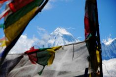 Daulagiri, 8k meters summit in Nepal.