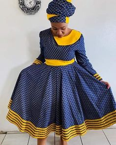 Pedi Traditional Attire, Sepedi Traditional Dresses, South African Traditional Dresses, Traditional Wedding, Xhosa Attire, African Attire, African Fashion Ankara, Latest African Fashion Dresses, African Print Dress Designs