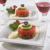 Really creative watermelon recipes. And to think all these years I was just slicing it up and eating it!