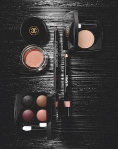 Mascara, Revolution, Chanel Paris, Creative Makeup, Still Life Photography, Blush, Eyeshadow, Make Up, Lipstick