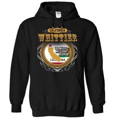 WHITTIER - #cool gift #bestfriend gift. CHEAP PRICE => https://www.sunfrog.com/Camping/1-Black-84966855-Hoodie.html?68278