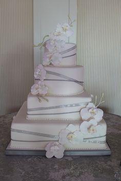 by Jenny's Wedding Cakes