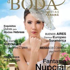"""@dbodanovias's photo: """"En primicia para nuestros seguidores, develamos la espectacular Portada de nuestra nueva edición. www.dboda.com.pa. #dbodanovias"""""""