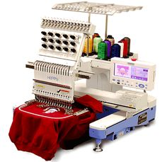 About Embroidery Machines