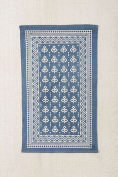 Magical Thinking Boho Border Printed Rug - Urban Outfitters