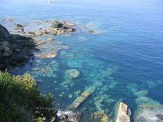 The water at Castiglioncello, Tuscany                                                                                                                                                                                 More