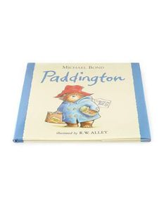 Yottoy Paddington Hardcover Book  $18 at Neiman Marcus  COPY LINK   FAVORITE        Available Colors: MULTI Available Sizes: DETAILS Yottoy Paddington book. Written by Michael Bond. Ages 4-8. Hardcover. 32 pages. Imported.