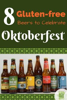 October is here, as  October is here, as is the release of winter beers during Oktoberfest. Are there gluten-free beers that actually taste like beer? Let's find out!  https://www.pinterest.com/pin/492649942882542/