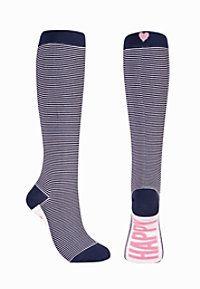 Beyond Scrubs Socks For The Soul 12-14mmHG Compression Socks
