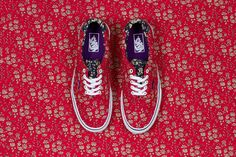 3f6f882ffb Liberty Art Fabrics x Vans 2013 Holiday Collection