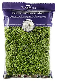 Super Moss 26912 Spanish Moss Presreved, Grass, 8-Ounce S... https://www.amazon.com/dp/B004BFWBJ8/ref=cm_sw_r_pi_dp_x_dqmRxbMDJ4AV9