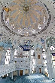 Mosque Qol Sharif in Kazan