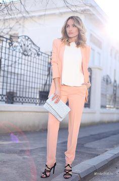 Уличная мода: Лучшие образы от модных блогеров за неделю: Николь Уорн, Rachel…
