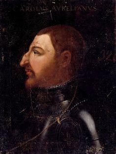 """De Franse prins Karel van Orléans (1394 - 1465) was een Franse prins uit het Huis Valois. Hij was een Franse dichter, militair en staatsman. Hij was als zoon van de vermoorde Lodewijk I van Orléans het hoofd van de partij van de """"Armagnacs"""". Deze partij verenigde de edelen die zich verzetten tegen de Engelse en Bourgondische overheersing van Frankrijk."""