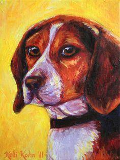 """""""Sunny Beagle"""" par Schlady deviantART"""