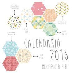 10 DESCARGABLES PARA PLANEAR 2016 - agenda - planificadores - calendario