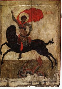 St. George Icon