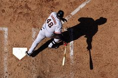 San Francisco Giants' Pablo Sandoval hits a single against the Arizona Diamondbacks during the eighth inning at Chase Field in Phoenix, Ariz. The Diamondbacks defeated the Giants 5-4. Christian Petersen - Getty Images