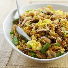 Pork Fried Rice-Cook's Country