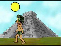 Mi primer proyecto de animación 2D. Cuenta la leyenda azteca del Conejo en la…