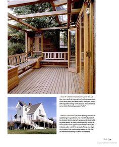 Deck and Patio Idea Book - Julie Stillman - Google Books