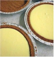The real Key Lime Pie recipe from Key West, Florida! So much better than what you buy in the stores.