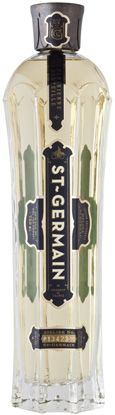 St Martini: 1 part St Germain, 2 parts Vodka, juice of 1/2 small lime and shake. Float a basil leaf and enjoy.