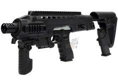 SMG Conversion for Marui Glock