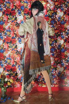 Brink of Hysteria - Bjarne Melgaard Fashion  oh love this ......wow effect