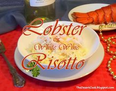 Show off your cooking skills with Lobster Risotto