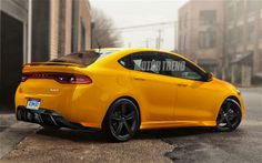 2017 Dart Srt 4 Dodge 2018 New Darts