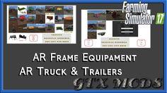 AR Truck - Trailer - Frame #FS17
