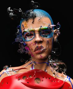 ONEFALLART | Rare Digital Art | MakersPlace Rendering Art, Cyberpunk Art, Youth Culture, Ultimate Collection, School Design, Black Art, True Love, Art Inspo, Horror