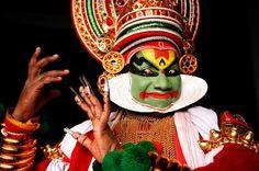 Onam Festival,Kathakali