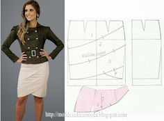 Fashion Templates for Measure: SKIRTS