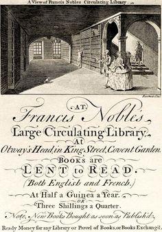 Circulating library,