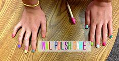 nail polish game