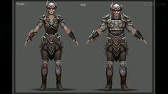 viking armor concept art - Google Search