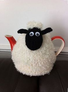 Whether you have a baby shower coming up or you just love sheep, these are some of the cutest patterns you'll find anywhere! From raised patterns to full, puffy, huggable sheep, you'll fill your cuteness quota and get some knitting done in the...