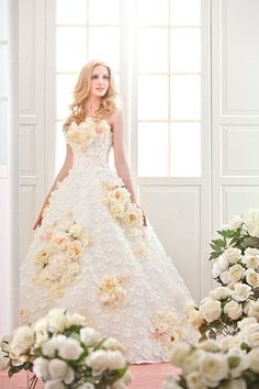 Sophie design, bridal gown, #gowns #bridal #Taiwan http://sophie.wswed.com/362.html
