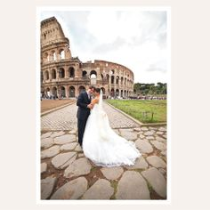 Wedding in Rome, Colosseo