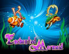 Enchanting wins on the Enchanted Mermaid #slots. Join now, avail £5 #bonus at Vegas Paradise. Enjoy £200 match bonus on your first #deposit. Get enchanted now